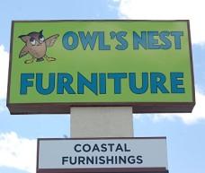owls nest furniture